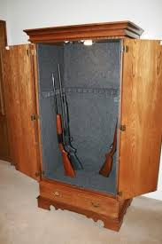 Building A Gun Cabinet Homemade Gun Cabinet The Leading Glock Forum And Community