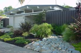 Mid Century Modern Landscaping by More Pics And Tips For Mcm Landscaping On Source Mid Century
