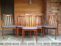 G Plan Dining Room Furniture by A Stunning Set Of Eight G Plan Fresco Dining Chairs Designed By