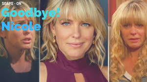 hairstyles of nicole on days of our lives arianne zucker bids goodbye to nicole this week days of our lives