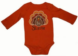 cradle to kindergarten baby s thanksgiving onesie i m stuffed