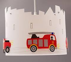decoration chambre pompier suspension enfant pompier décoration casse noisette
