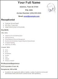 Simple Job Resume Sample by Format For Making A Resume 11 Free Resume Samples Writing Guides