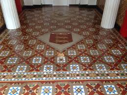 Victorian Mosaic Floor Tiles Floor Restoration Cleaning And Maintenance Advice For Victorian
