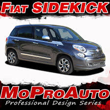 sidekick jeep 2014 2017 sidekick fiat 500l abarth vinyl graphics stripes