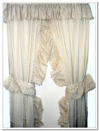 Priscilla Curtains With Attached Valance Priscilla Curtains With Attached Valance Alluring And Ruffled