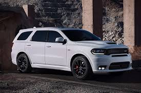 the 475 horsepower 2018 dodge durango srt is a charger pack