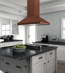island kitchen hoods designer copper island 8kl3ic zline kitchen