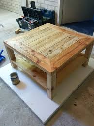 Making Wooden End Table by 25 Best Pallet Tables Ideas On Pinterest Pallet Coffee Tables
