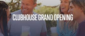 clubhouse grand opening ocean view beach club bethany beach