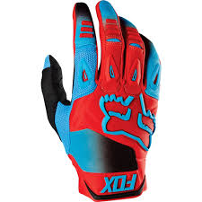 thor motocross gloves all new fox racing 2015 pawtector gloves blue red wide selection