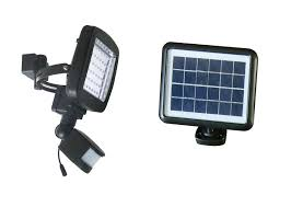 outdoor motion sensor light with camera solar sensor light solar security light topfrog energy