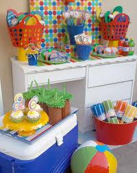 Summer Party Decorations Https Www Pinterest Com Explore Beach Party Themes