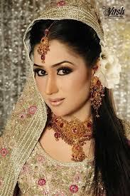 a model makeup model bridal