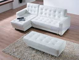 Sleepers Sofas Stunning White Leather Sleeper Sofa 1000 Images About White