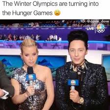 Hunger Games Meme - dopl3r com memes the winter olympics are turning into the