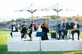 los angeles wedding band made stage rental los angeles for band performance outdoor