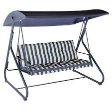 3 Seater Garden Swing Chair Colorado Swing Bench Departments Diy At B U0026q