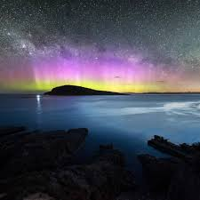 The Southern Lights Tasmanians Share Incredible Images Of The Southern Lights The