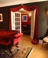 Burgundy Velvet Curtains Red Antique Velvet Curtain From Imgarcade Com Beautiful Images