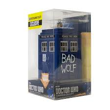 doctor who bad wolf tardis ornament w sound ee exclusive