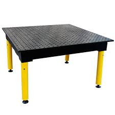 Buildpro Welding Table by Build Pro Welding Tables Max 48
