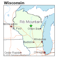best places to live in rib mountain wisconsin