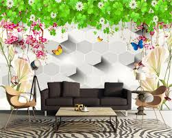 Wallpaper Home Interior by Online Get Cheap Clover Wallpaper Aliexpress Com Alibaba Group
