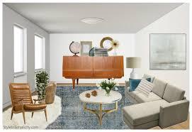 Midcentury Modern Colors Appealing Mid Century Interior Paint Colors Ideas Simple Design