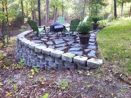 Patio Retaining Wall Pictures Retaining Walls Bmb Irrigation