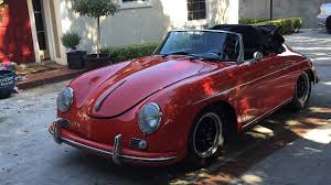 vintage porsche for sale porsche 356 replica classics for sale classics on autotrader