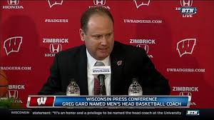 Family Gard Wisconsin U0027s Greg Gard Addresses His Family Youtube