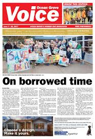 ocean grove voice 07th june 2017 by star news group issuu