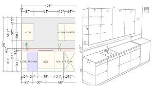Standard Kitchen Cabinet Height Helpful Kitchen Cabinet Dimensions Standard For Daily Use