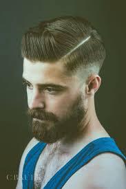 mens hairstyles undercut side part mens hairstyles undercut with beard side part hairstyles for men 12