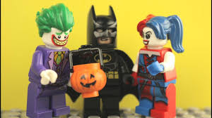 funny halloween pranks lego batman funny halloween night joker prank stop motion