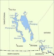 Blank Map Of Saskatchewan by Lake Winnipeg Wikipedia