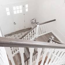 Painting A Banister White Best 25 Railings Ideas On Pinterest Stair Railing Staircase