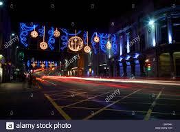 Christmas Lights Festival by Aberdeen City Centre Christmas Lights And Traffic Winter Festival