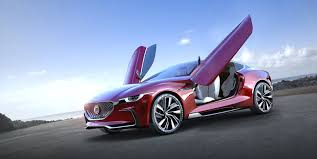 mg saic mg e motion concept car u0027s world premiere mg brand u0027s new era