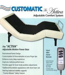 zero gravity adjustable bed frame wireless mattress superstore