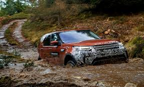 lr4 land rover off road 2017 land rover discovery prototype drive u2013 review u2013 car and driver