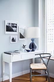 benjamin moore light blue office interior paint gallery eastside paint and wallpaper