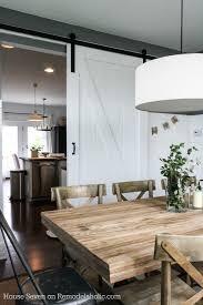 barn door style kitchen cabinets remodelaholic 35 diy barn doors rolling door hardware ideas build