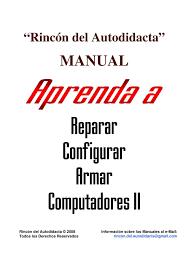 calaméo manual de armado y reparación de pc
