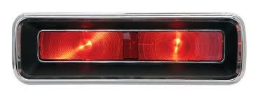 dakota digital led tail lights 1967 68 camaro rs