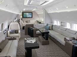 Private Plane Bedroom The Jumbo Jets Boeing And Airbus Turn Into Posh Private Planes Wired