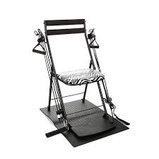 Chair Gym Com Hsn Chair Gym Deluxe Exercise System With Twister Seat Mat 5