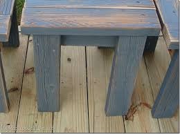 simple bench made from 2x4 u0027s my repurposed life