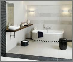 badezimme gestalten anthrazit bad mit mosaik mosaikfliesen weiß ideen badezimmer